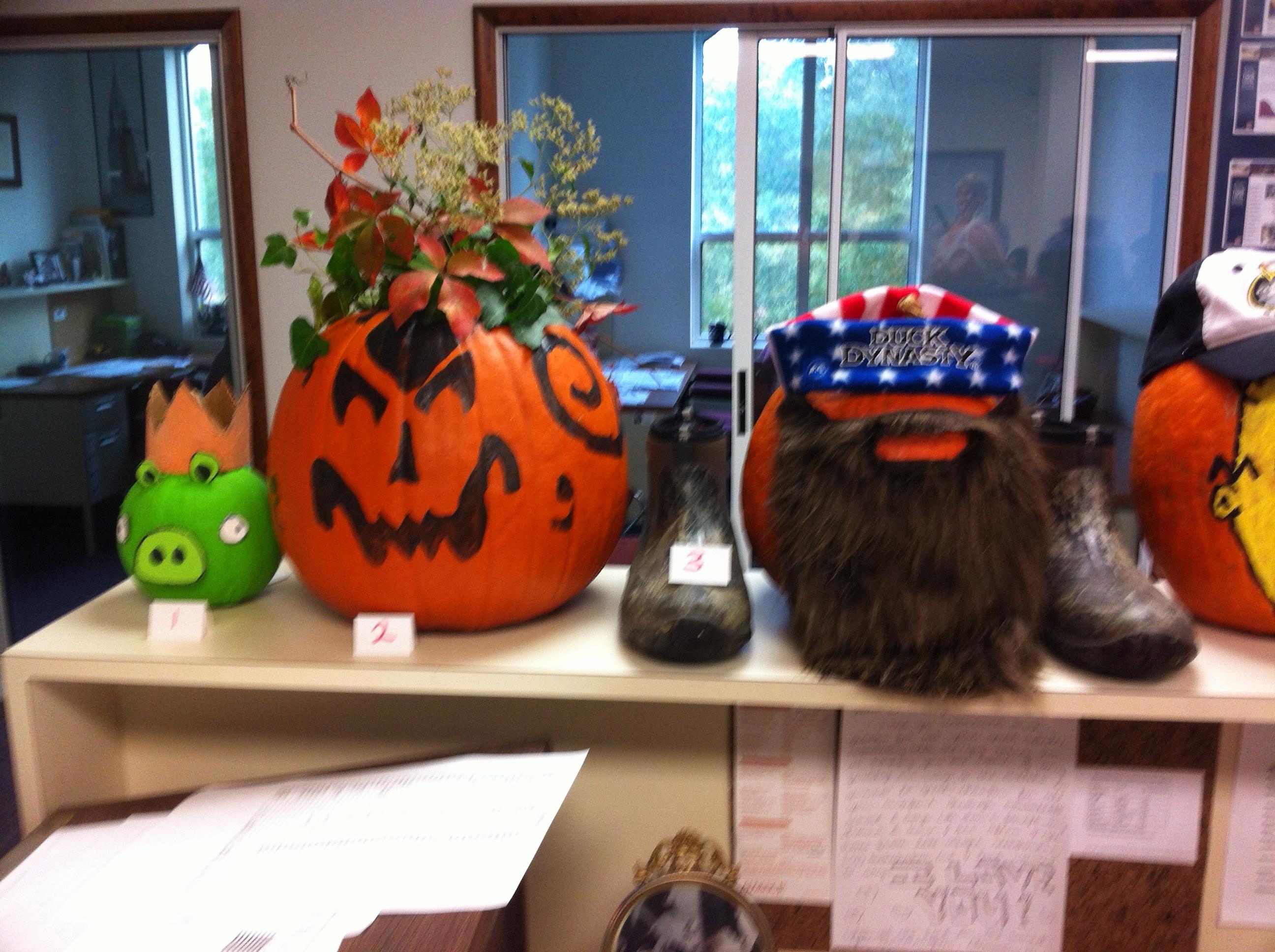Innovative Pumpkin Decorating Contest Ideas  Wwwgalleryhipcom  The Hippest