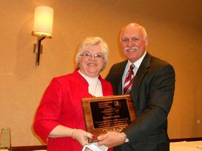 Chesapeake Manager Wins Lifetime Achievement Award