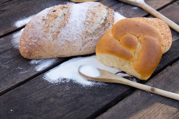 Bread is a symbol of wealth and thanksgiving for many cultures.