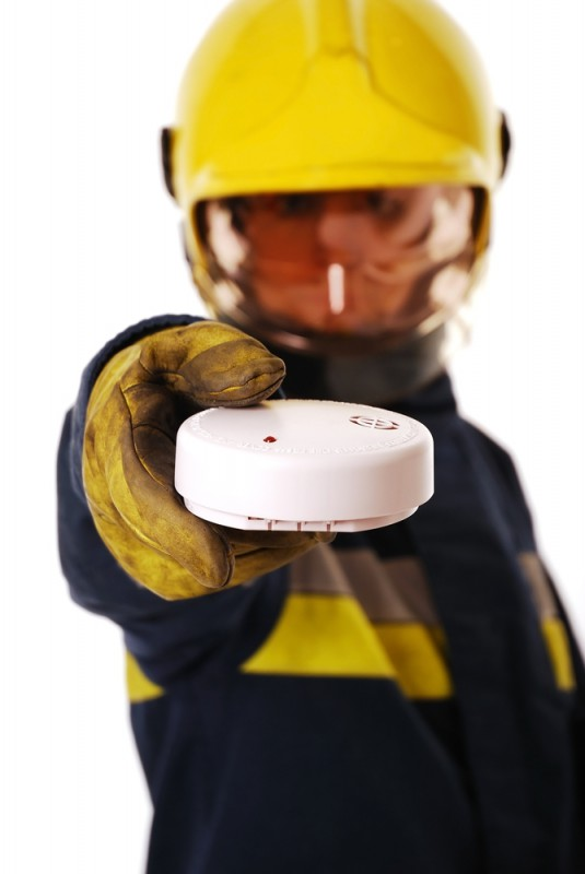 Working smoke alarms are one of the BEST ways to ensure you stay alive if a fire breaks out in your home.