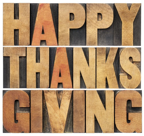 Rose & Womble Offices Are Closed for Thanksgiving