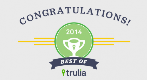Rose & Womble REALTORS® Named to 2014 Best of Trulia List