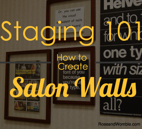 Salon Walls Create Impact