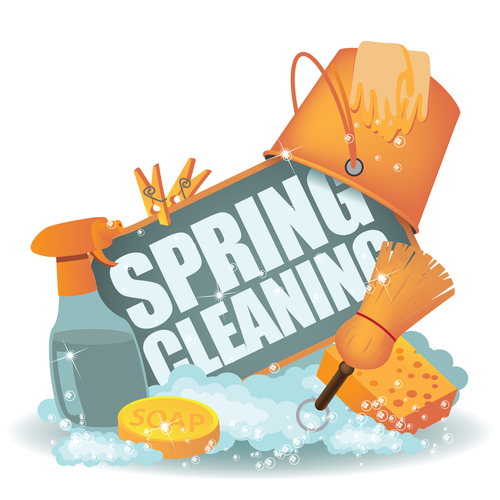 31 Day Plan For Spring Cleaning