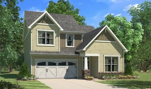 Affordable New Construction from DSF Development Rose & Womble Realty Company