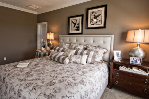 Ashville Park Bedroom