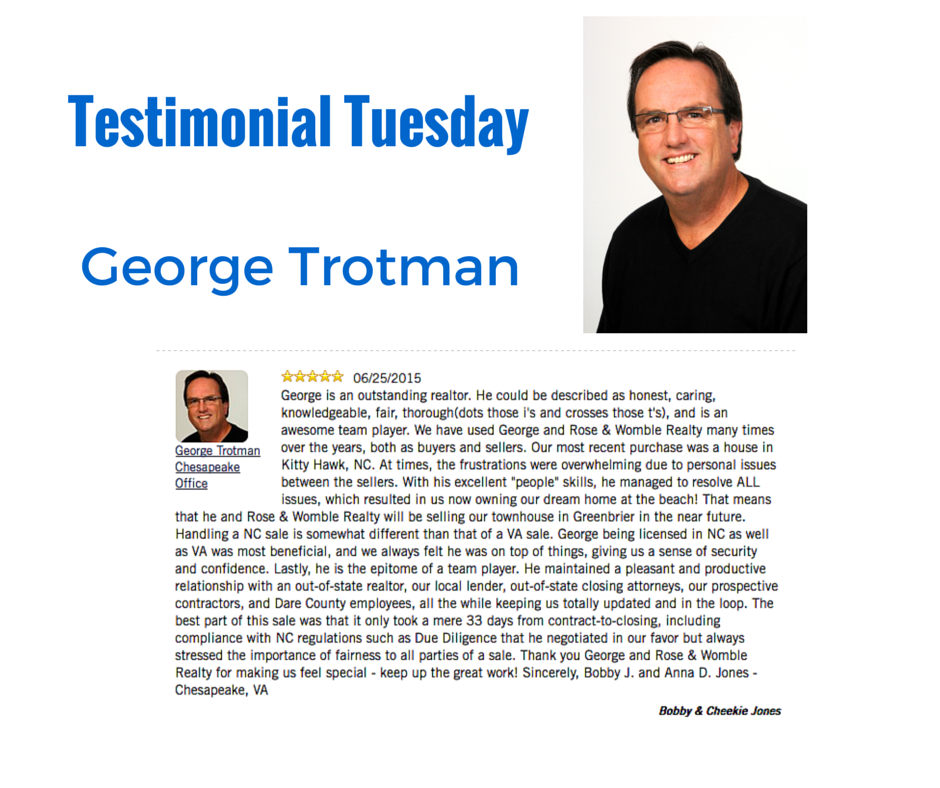 George Trotman Rose & Womble Realty Company