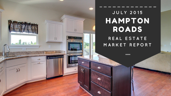 Hampton Roads Market Continues to Improve