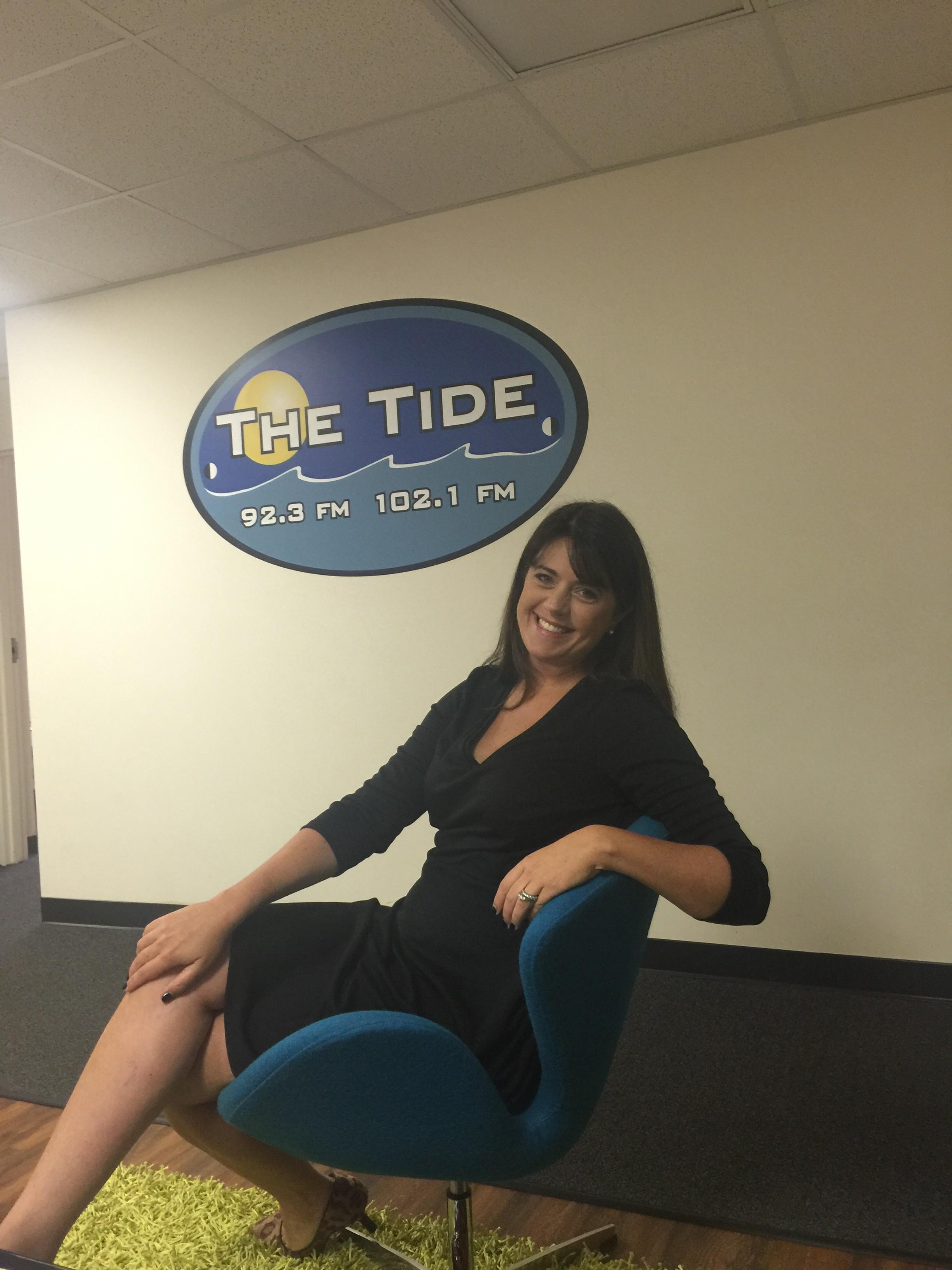 Ask Jen Visits Tide Radio