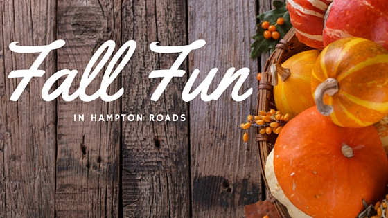 Fall events and fun throughout hampton roads for Craft shows in hampton roads