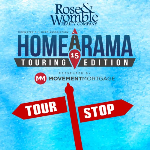 Homearama 2015 Rose & Womble