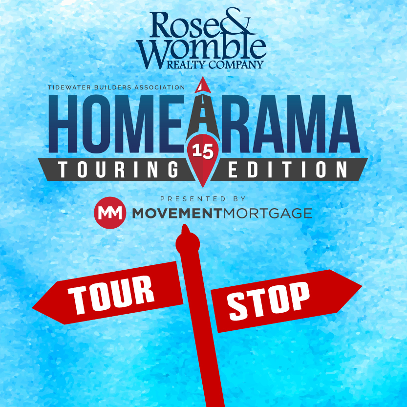 What's New with Homearama 2015 Touring Edition?