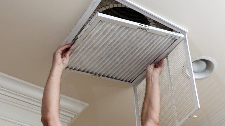 Fall Home Maintenance To-Do #1: Replace HVAC Air Filters