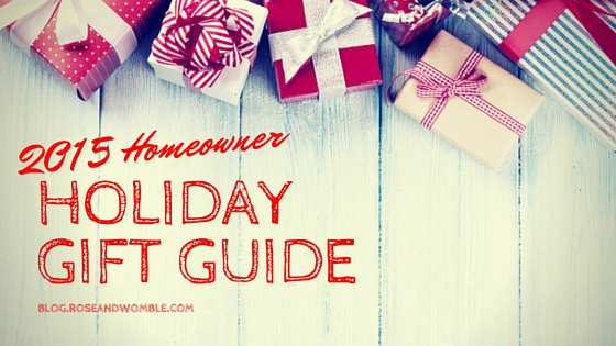 Great Holiday Gift Ideas For Homeowners