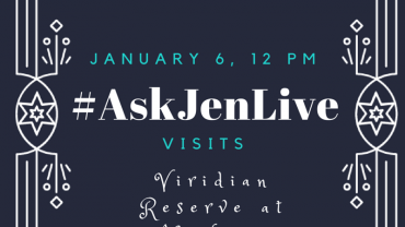 #AskJenLive visits Viridian Reserve at Hickory in Chesapeake