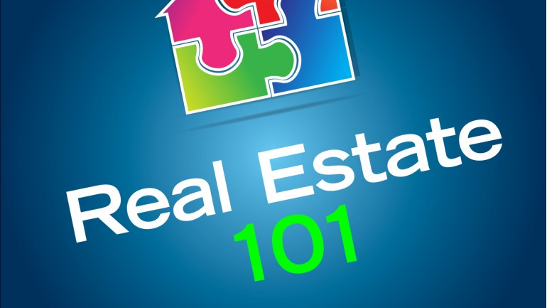 Introducing the Real Estate 101 Podcast
