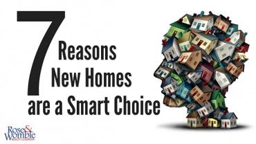 7 Reasons Why a New Home is a Smart Home Choice