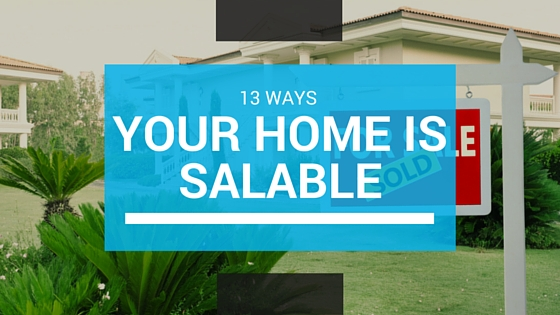 Is Your Home Salable?