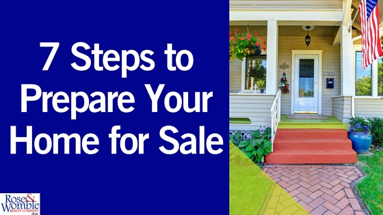 7 Steps to Prepare Your Home For Sale