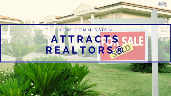 commission attracts realtors blog title