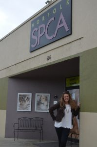 #AskJen Visits the Norfolk SPCA