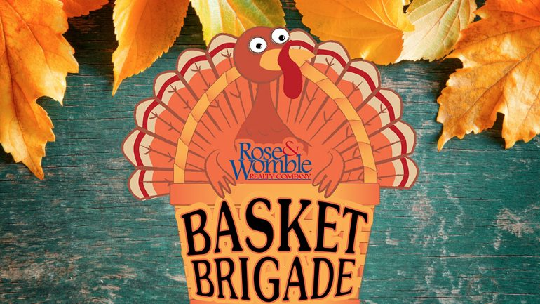 Turkey Basket Brigade