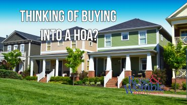 Thinking of Buying into HOA? Here's what you need to know
