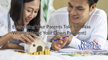 Everything Your Parents Told You Was Wrong (About Your Down Payment)