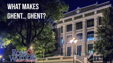 What Makes Ghent… Ghent?