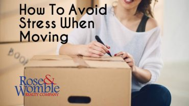 How To Avoid Stress When Moving