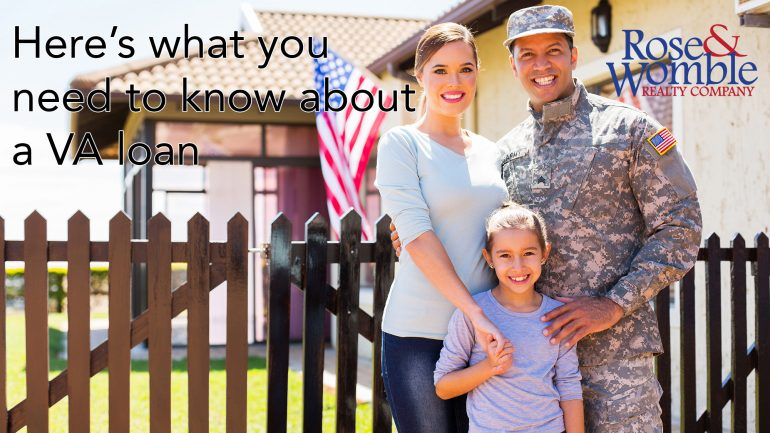Here's what you need to know about a VA loan