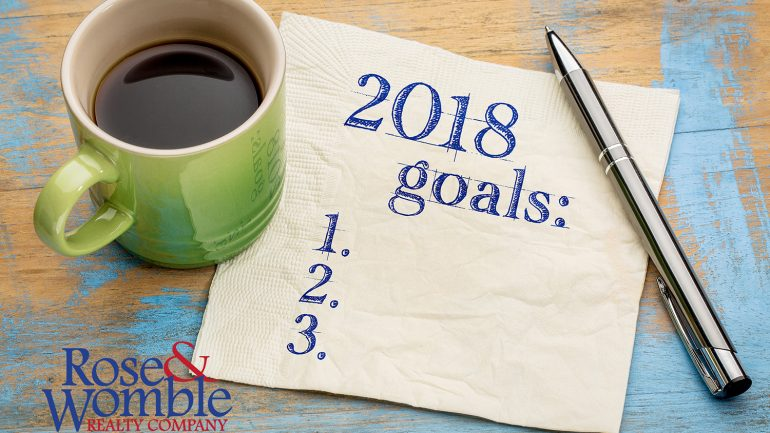 10 New Year's Resolutions for you and your home