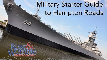Military Starter Guide to Hampton Roads