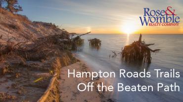 Hampton Roads Trails Off the Beaten Path