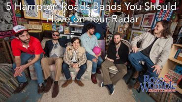 5 Hampton Roads Bands You Should Have on Your Radar