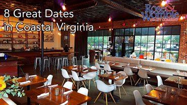 Eight Great Dates in Coastal Virginia