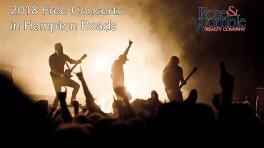 2018 Free Summer Concerts in Hampton Roads