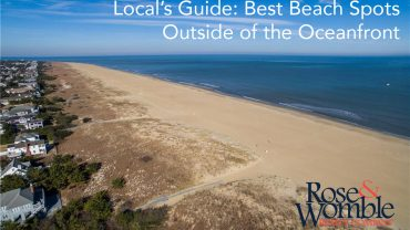 Local's Guide: Best Beach Spots Outside of the Oceanfront