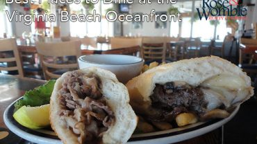 Beach Eats! Best Places to Dine at the Virginia Beach Oceanfront