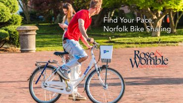 Find Your Pace, Norfolk Bike Sharing