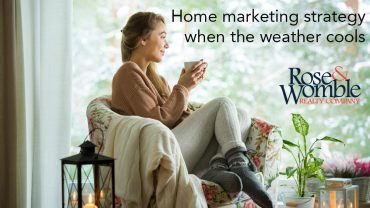 Home marketing strategy changes when the weather cools