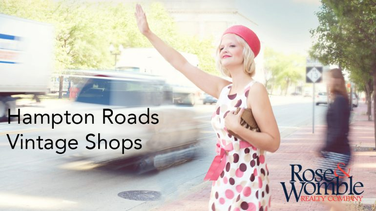 Get Thrifty: Hampton Roads Vintage Shops