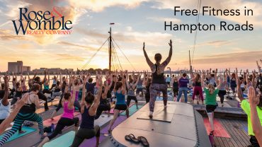 Free fitness in Hampton Roads