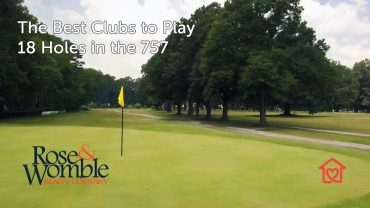The Best Clubs to Play 18 Holes in the 757