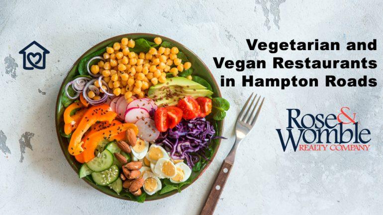 Vegetarian and Vegan Restaurants in Hampton Roads