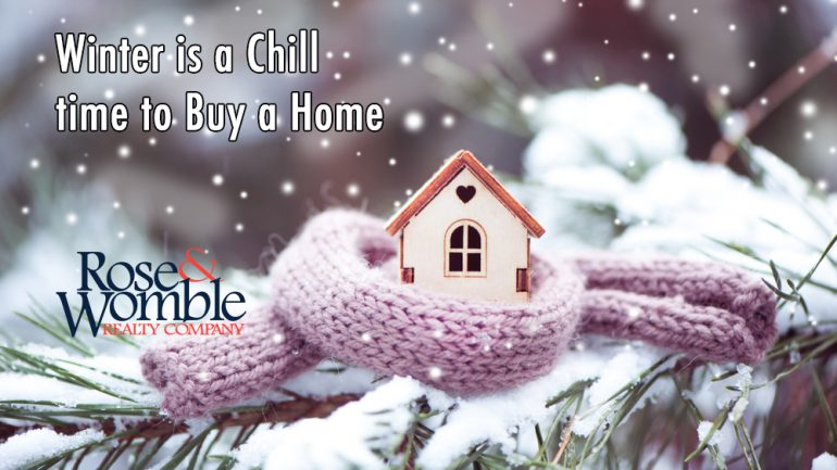 Winter is a Chill Time to Buy a Home