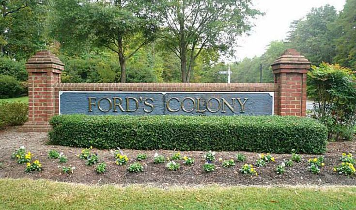 All About – Ford's Colony in Williamsburg
