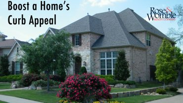 6 Ways to Boost a Home's Curb Appeal