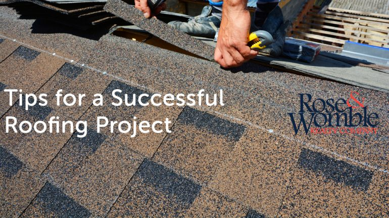 7 Tips for a Successful Roofing Project