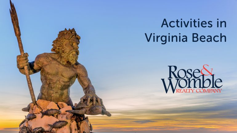 Activities in Virginia Beach